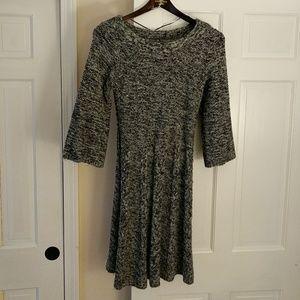 Style & co, Gray sweater dress